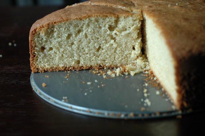 Olive Oil Cider Cake_2