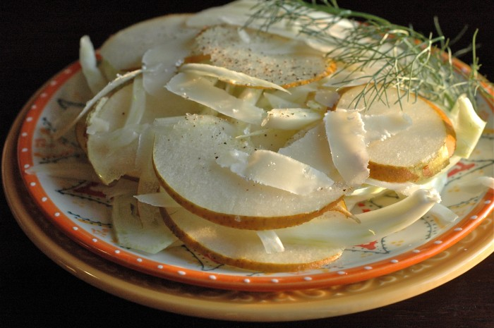 fennel pear salad_5
