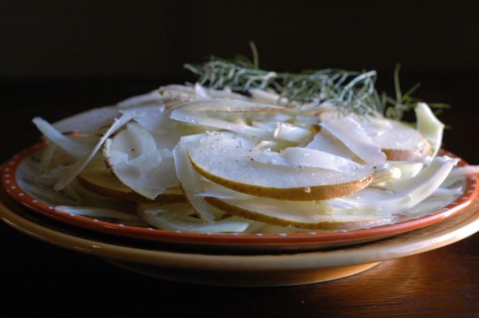 fennel pear salad_2