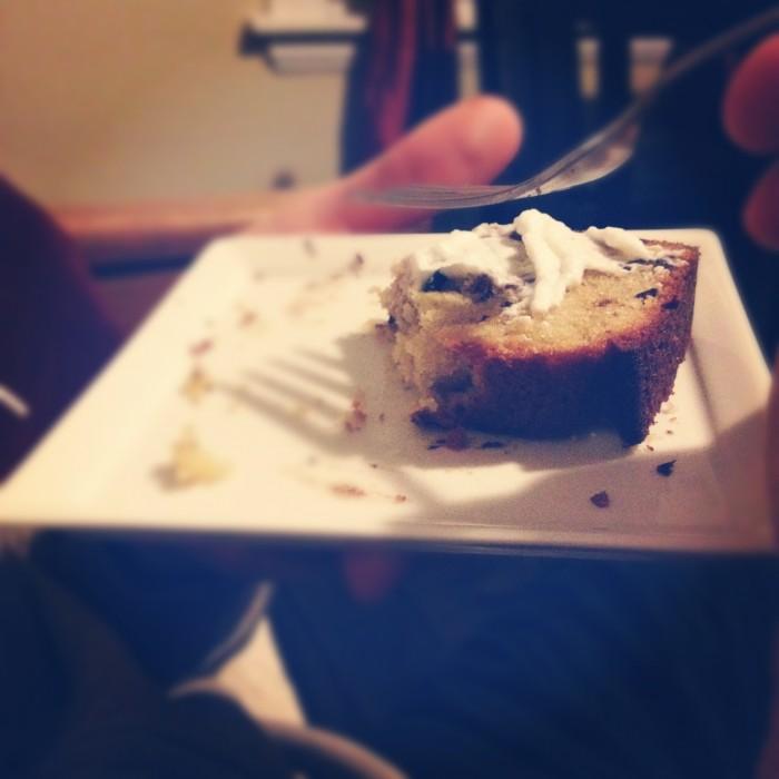 snacking cake