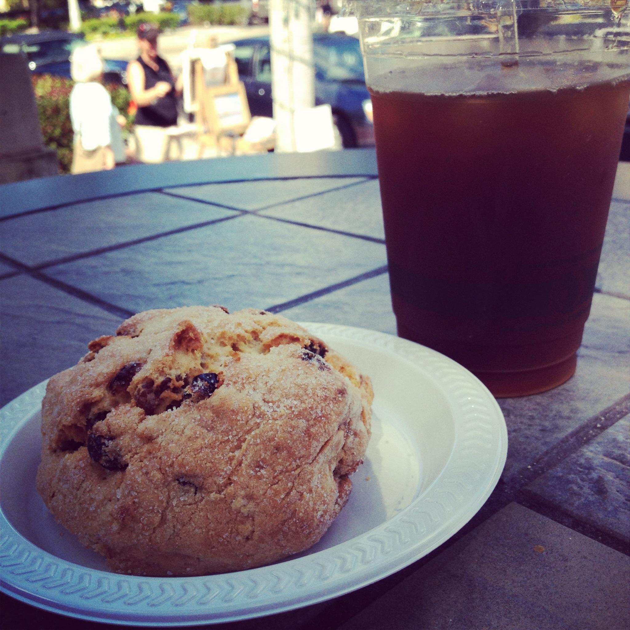 morning scone