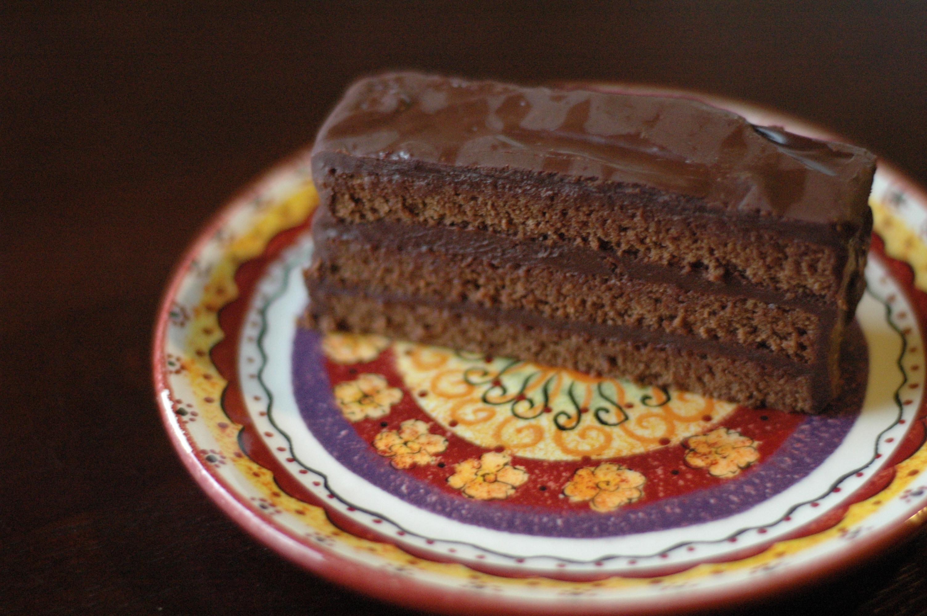 chocolate sponge cake_5