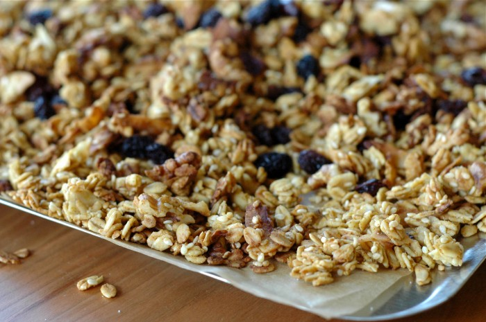 Pumpkin Granola 1