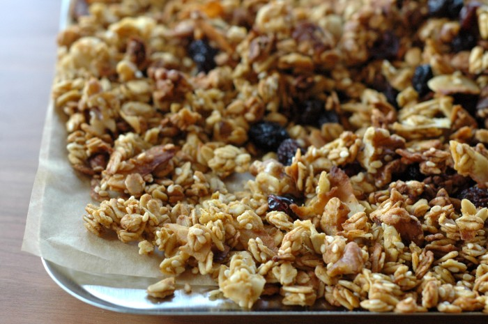 Pumpkin Granola 3