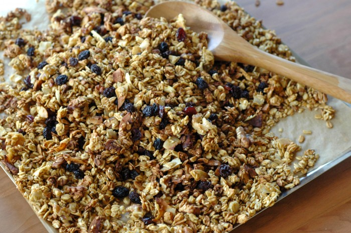 Pumpkin Granola 4