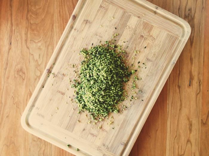 herbed crumbs