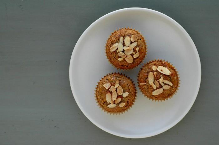 Orange Almond Cakes