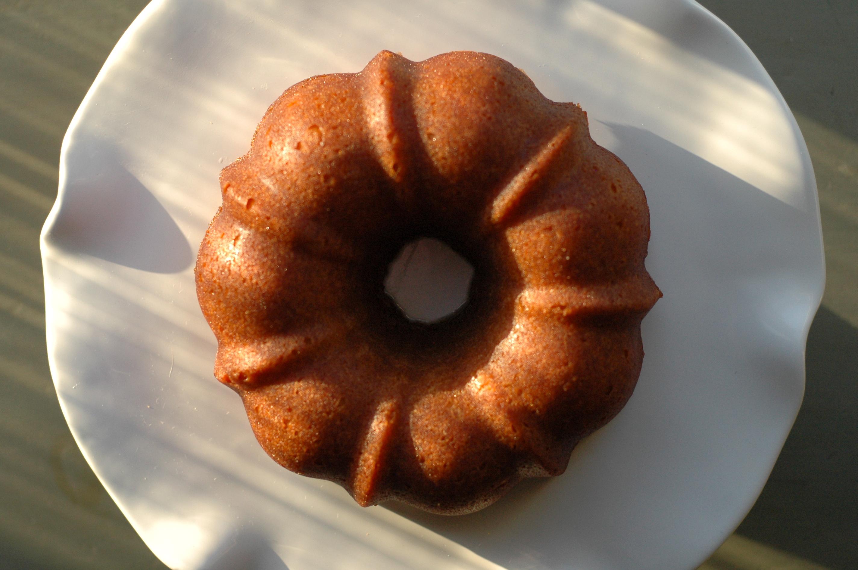Lemongrass Cake // Delightful Crumb