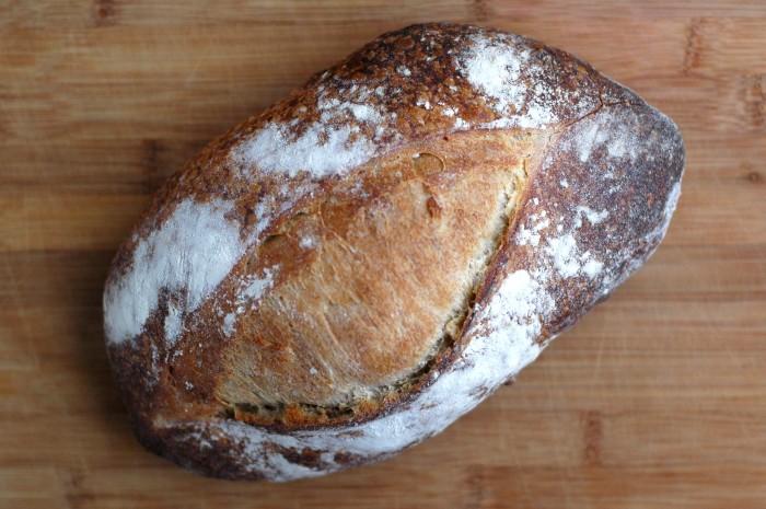 Sourdough Loaf // Delightful Crumb