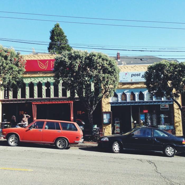 Portrero Hill | Delightful Crumb