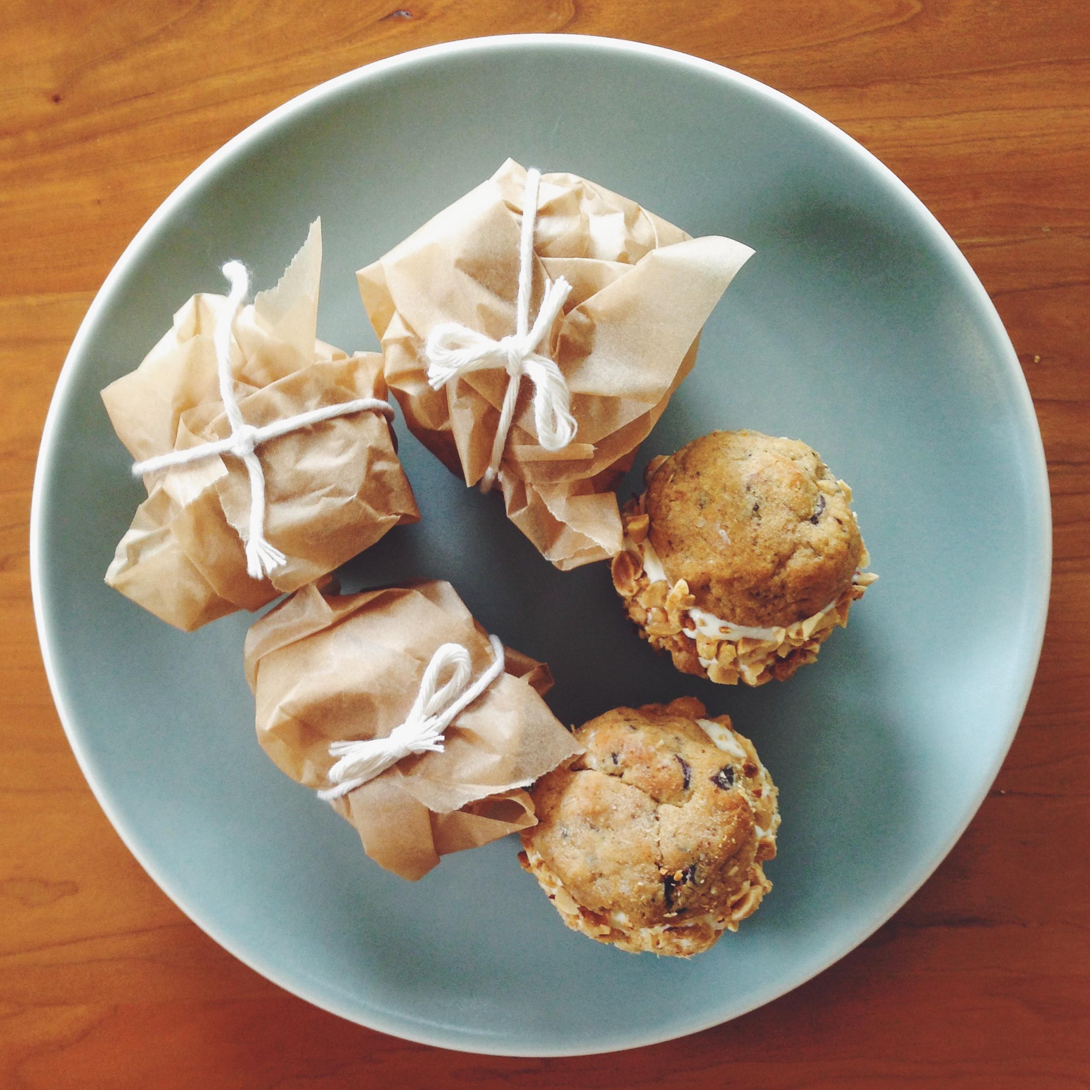 Sara Forte's ice cream sandwiches | Delightful Crumb