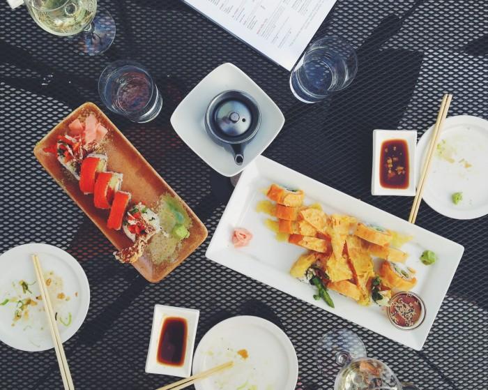 Maru Sushi | Delightful Crumb