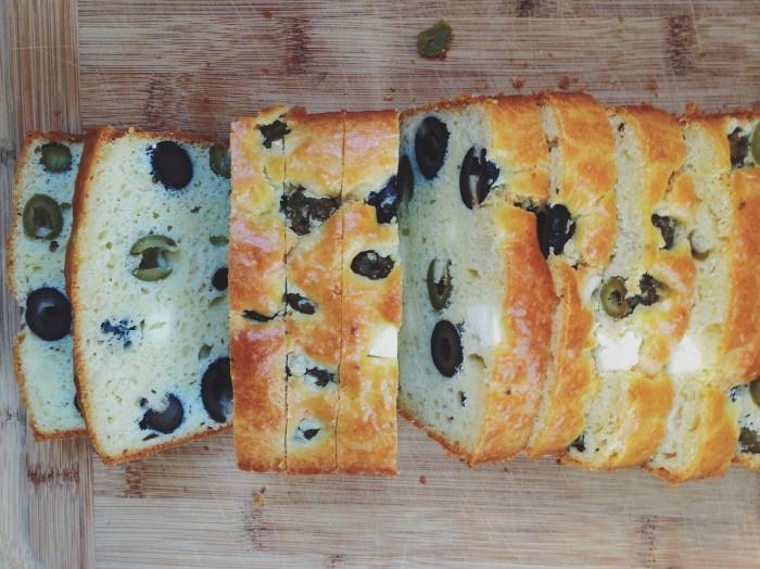 Savory Cake | Delightful Crumb