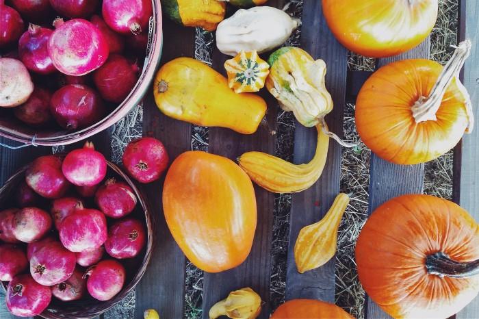 Harvest Bounty | Delightful Crumb