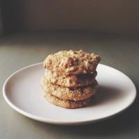 breakfast cookies and comfort