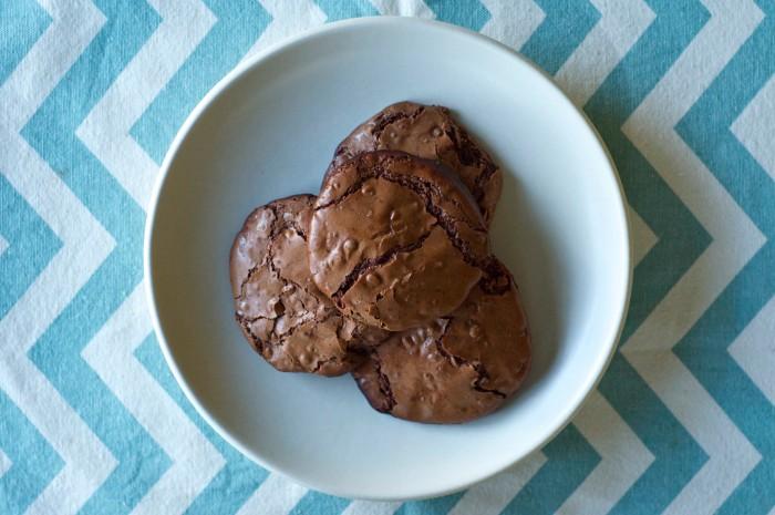 Chocolate Brownie Cookies | Delightful Crumb