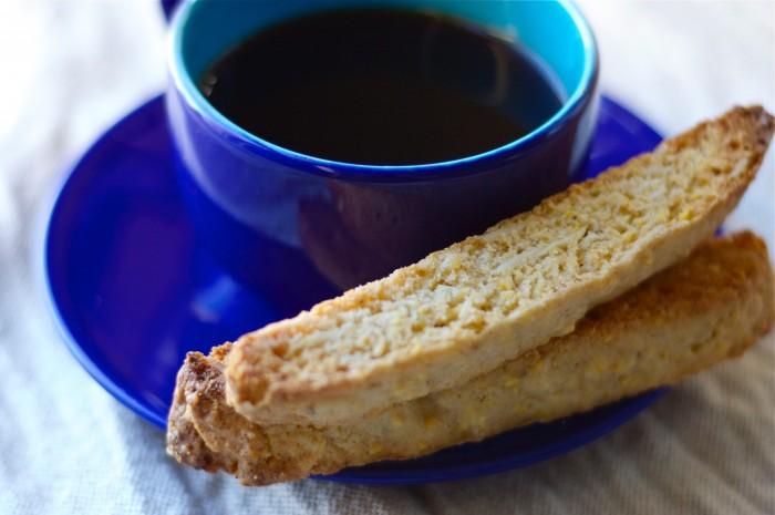 Almond Biscotti | Delightful Crumb