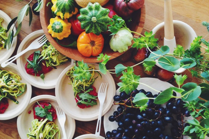 vibrant food | Delightful Crumb