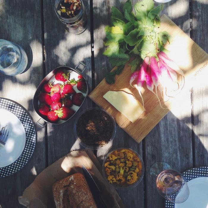 picnic | Delightful Crumb