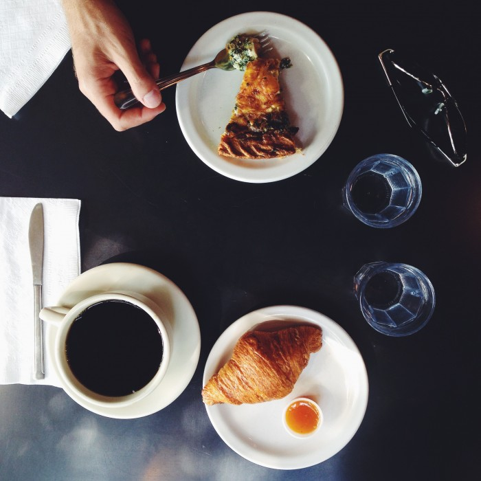 Cafe Besalu | Delightful Crumb