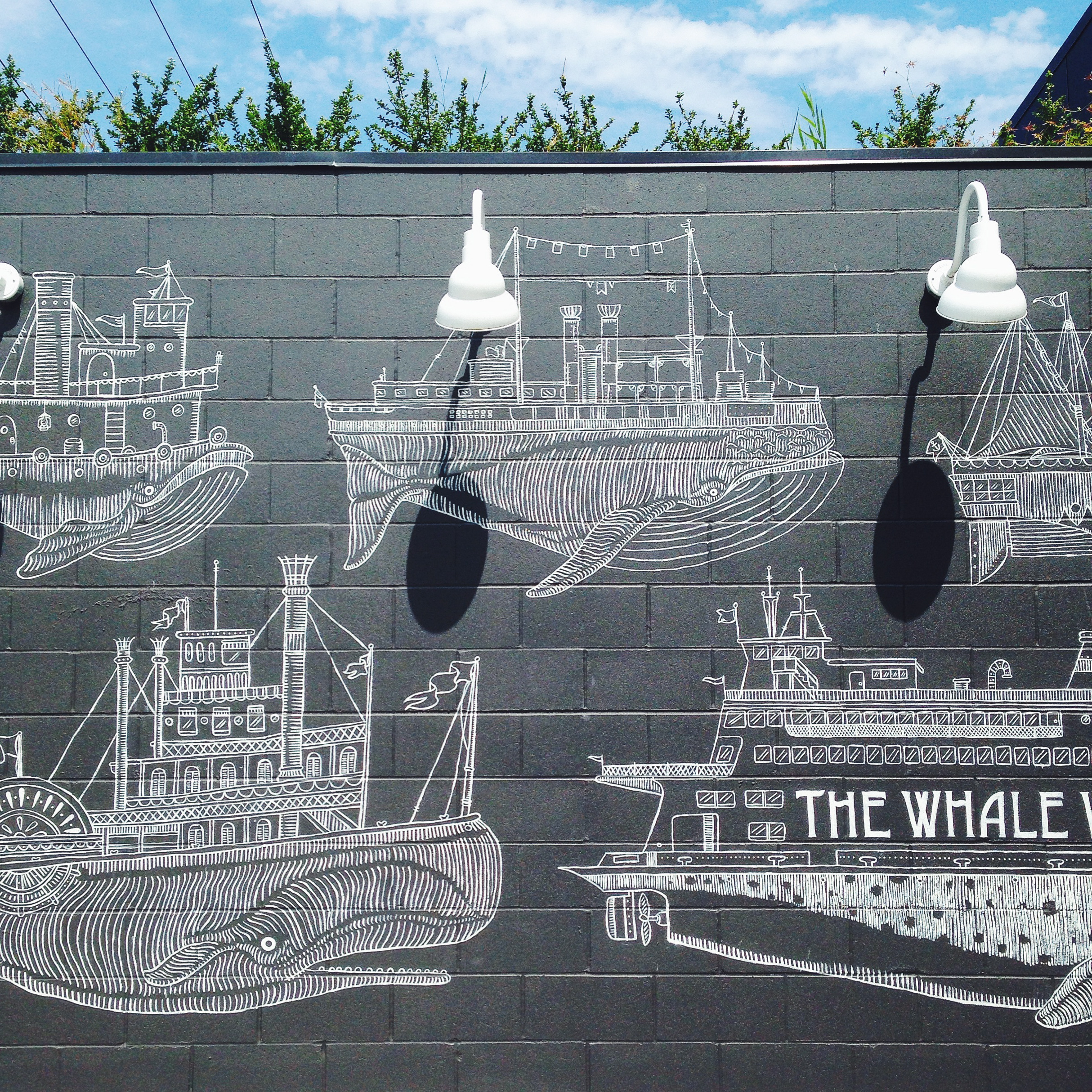 The Whale Wins | Delightful Crumb