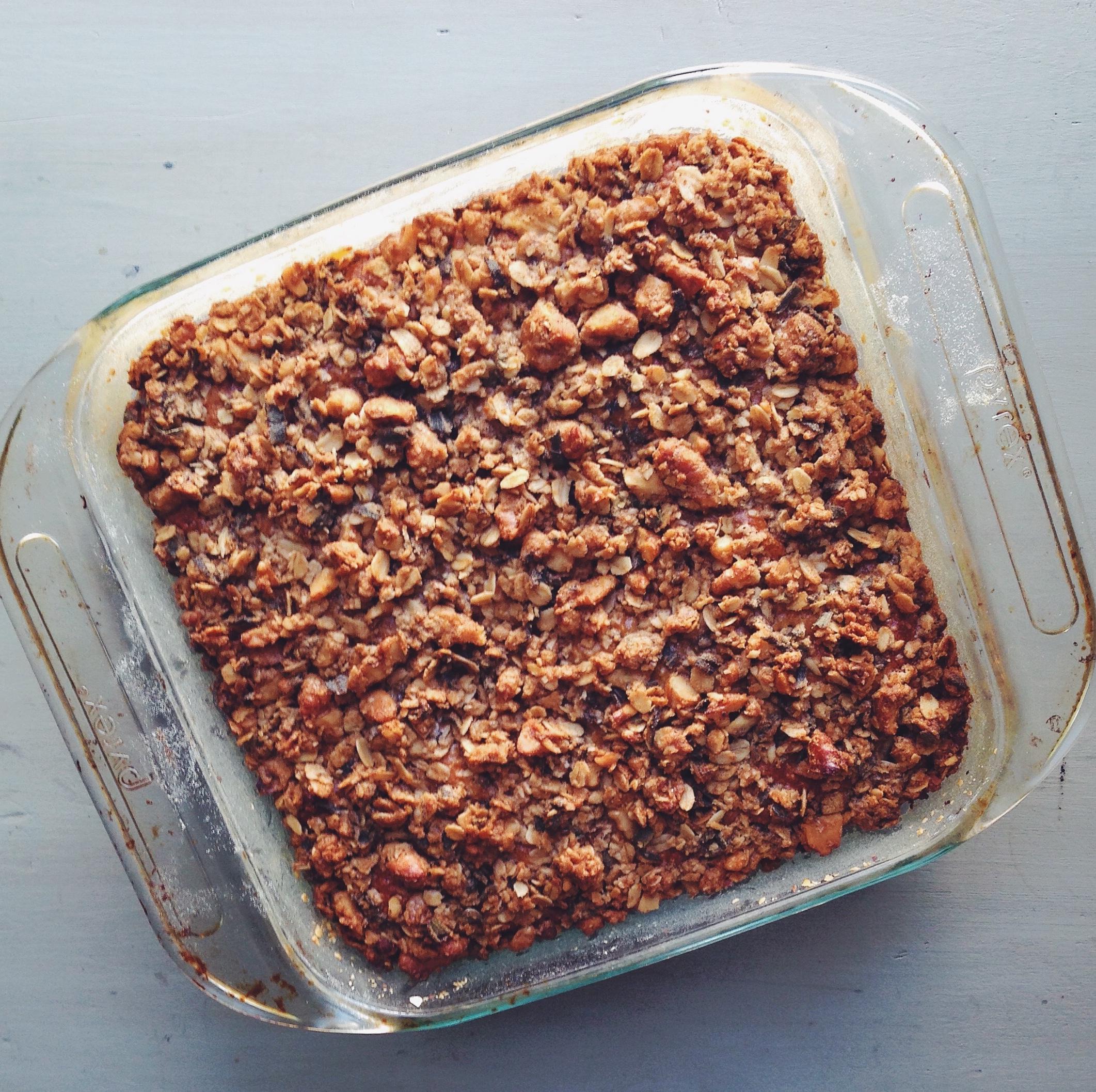 Apple Sage Walnut Bread | Delightful Crumb