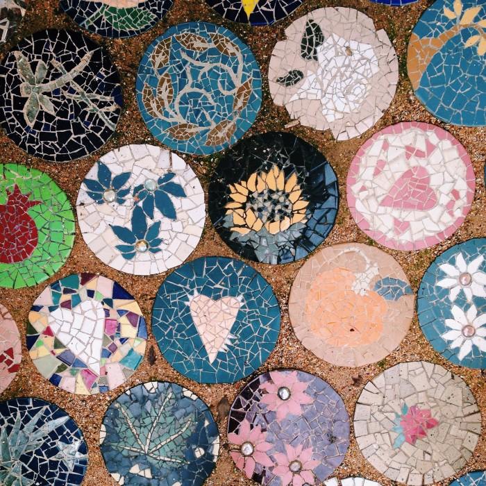 Mosaics | Delightful Crumb