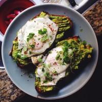 The Very Best Avocado Toast