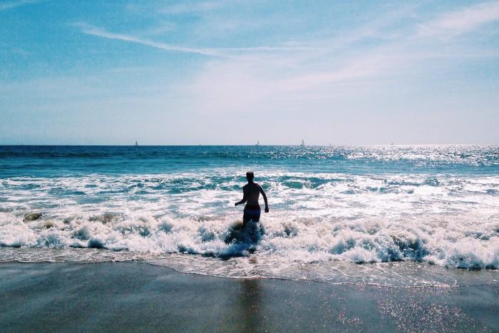 Pacific Ocean | Delightful Crumb