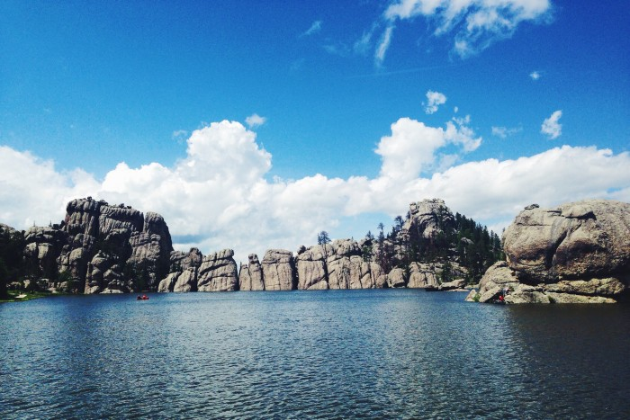 Sylvan Lake | Delightful Crumb
