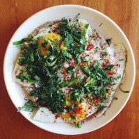 Turkish Fried Eggs (Or, How to Beat the Winter Blues)
