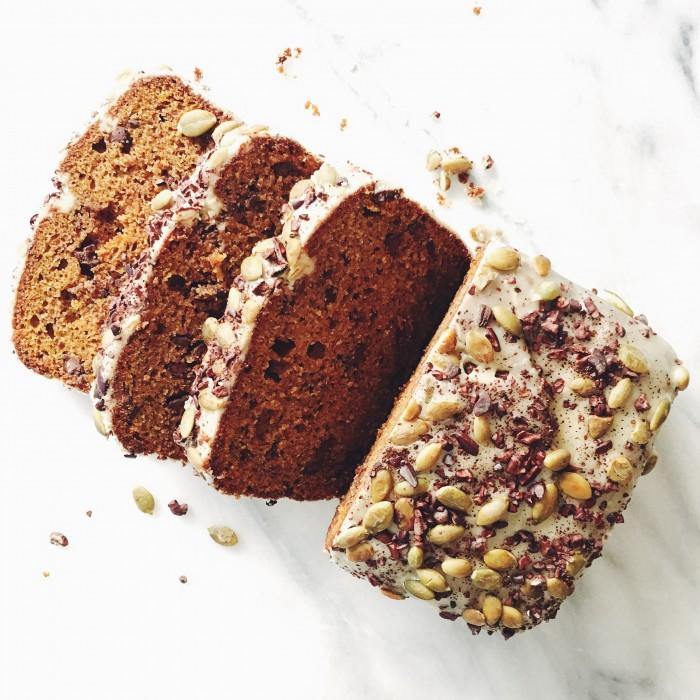 Gjelina Kabocha Cake | Delightful Crumb