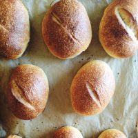 German Breakfast Rolls