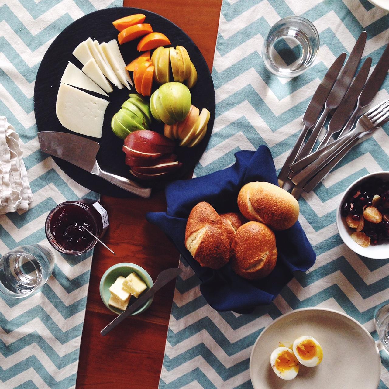 German Breakfast Rolls | Delightful Crumb