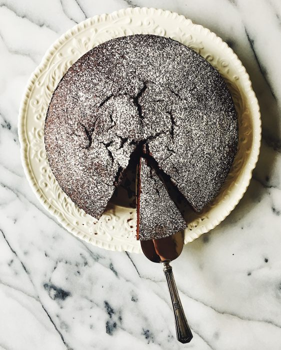 Everyday Chocolate Cake   Delightful Crumb