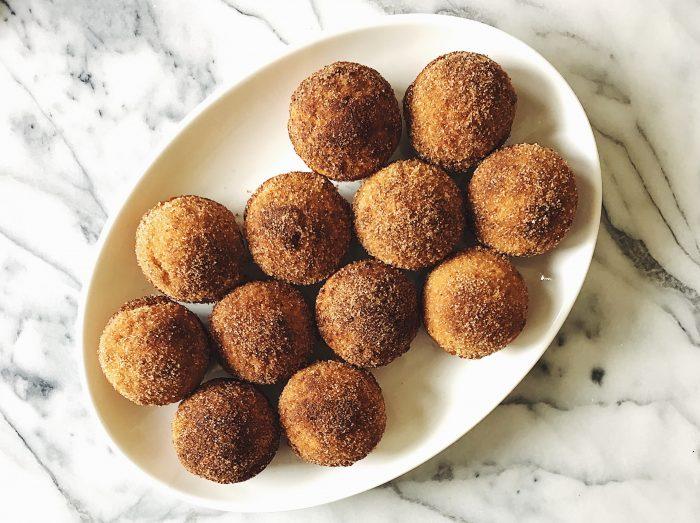 Doughnut Tea Cakes | Delightful Crumb