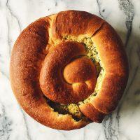 An Italian Bread for Easter | Potizza al Dragoncello