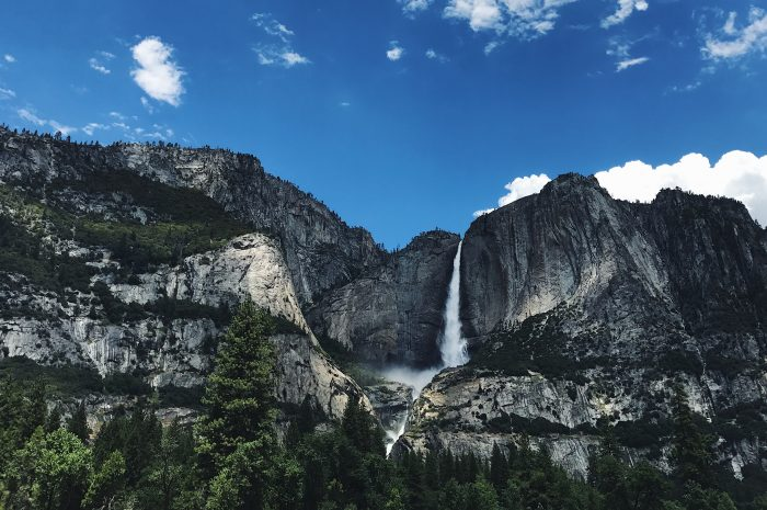Yosemite Falls | Delightful Crumb