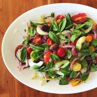A Guide to Composed Summer Salads