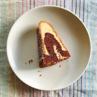 Cake Is The Remedy | German Marble Cake