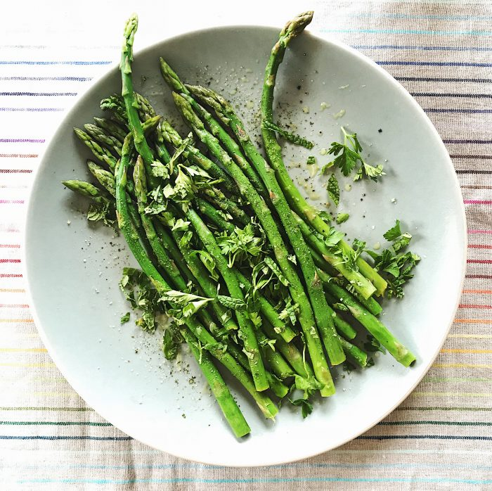 Asparagus 4 Ways | Delightful Crumb
