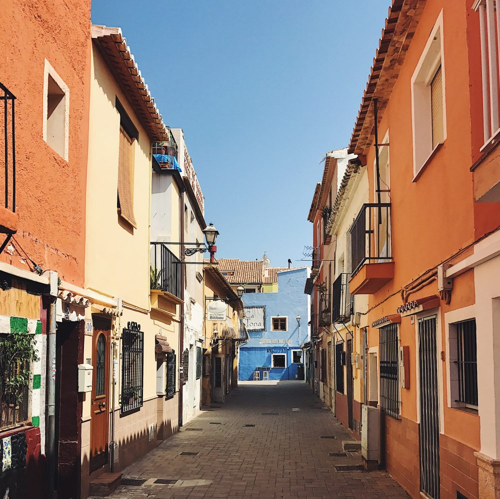 Streets of Denia | Delightful Crumb