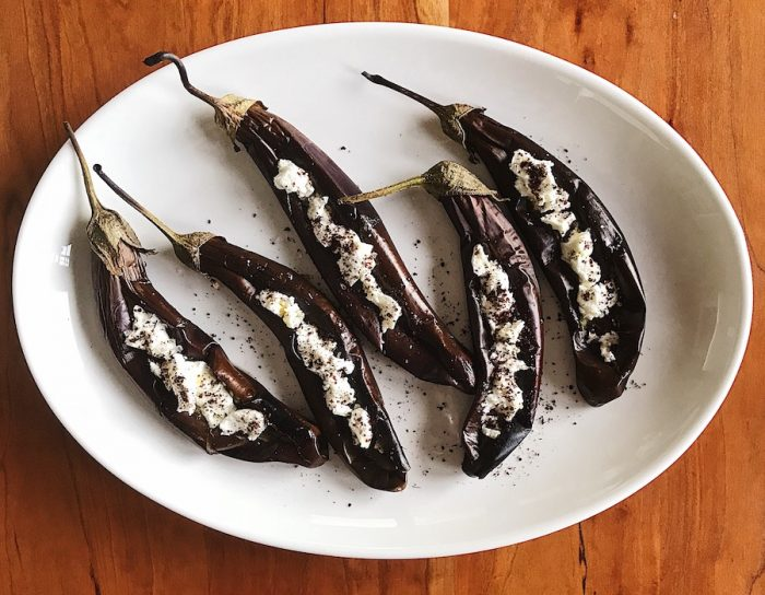 Roast Eggplants | Delightful Crumb