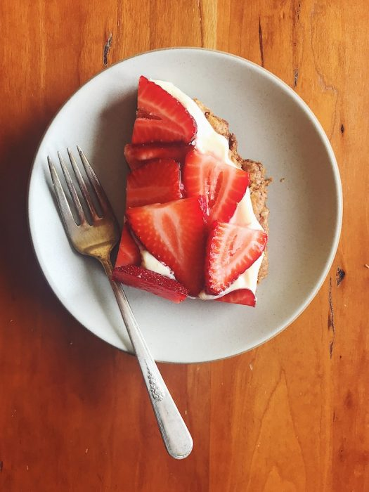 Strawberry Tart | Delightful Crumb