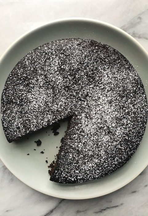 Spicy Ginger Cake | Delightful Crumb