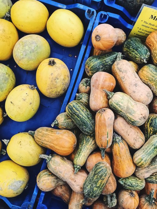 Market Squash | Delightful Crumb