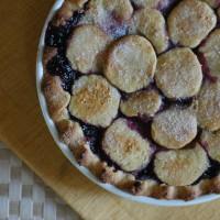 the in between: simplest jam tart