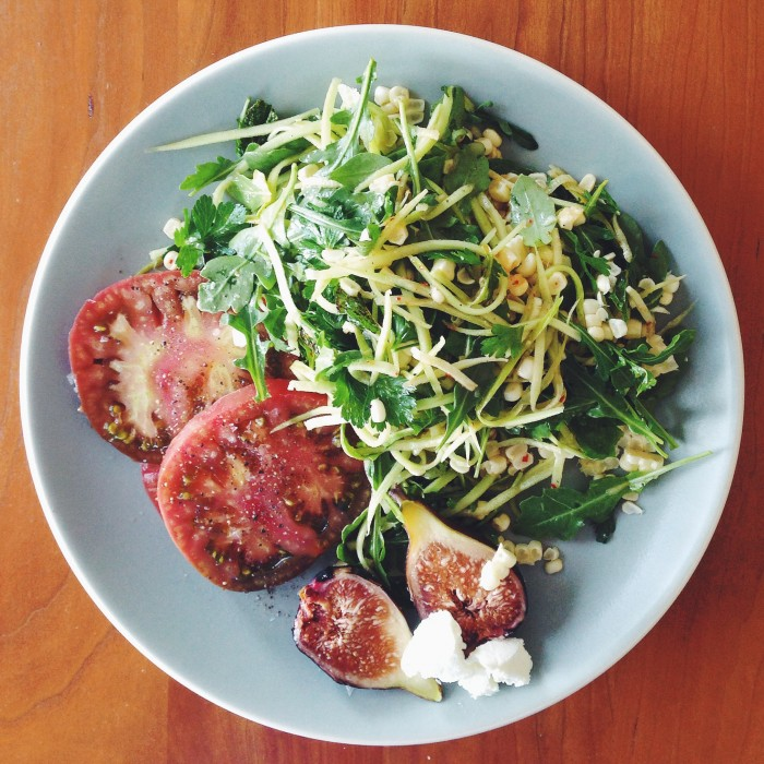 summer eating | Delightful Crumb