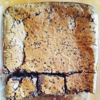 If You're Really Lucky   Tartine Brownies