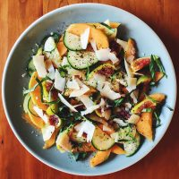 So Much More | Melon, Cucumber & Fig Salad